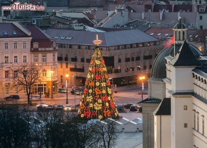 Mercatini di Natale 2016 Vilnius
