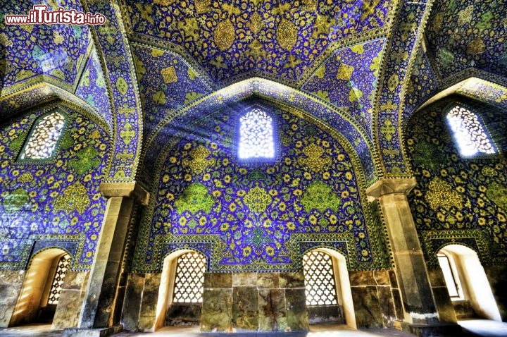 Le foto di cosa vedere e visitare a Isfahan