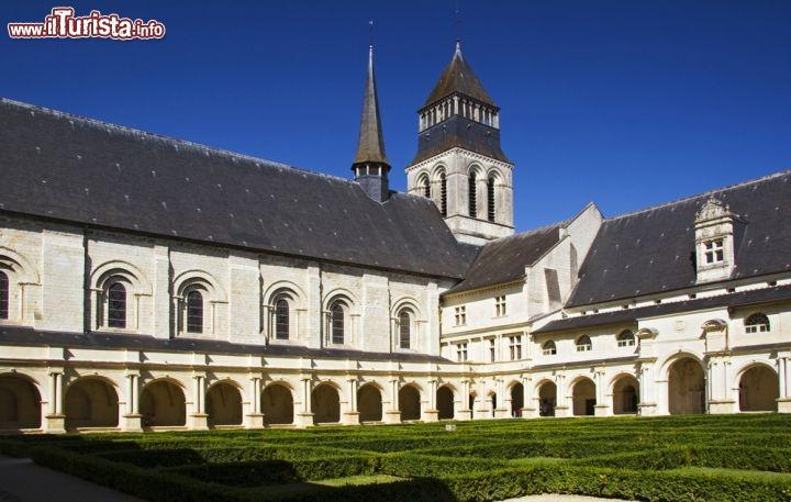Le foto di cosa vedere e visitare a Fontevraud-l'Abbaye