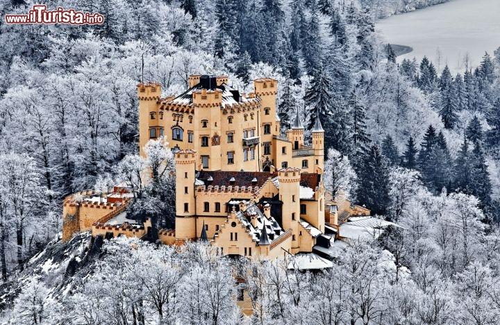 Le foto di cosa vedere e visitare a Hohenschwangau