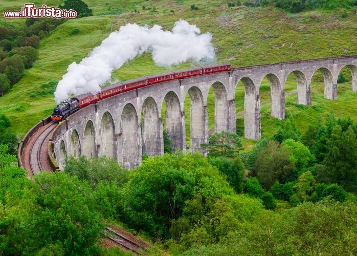Visitare la Scozia in treno: lungo la West Highland Line e le altre linee ferroviarie
