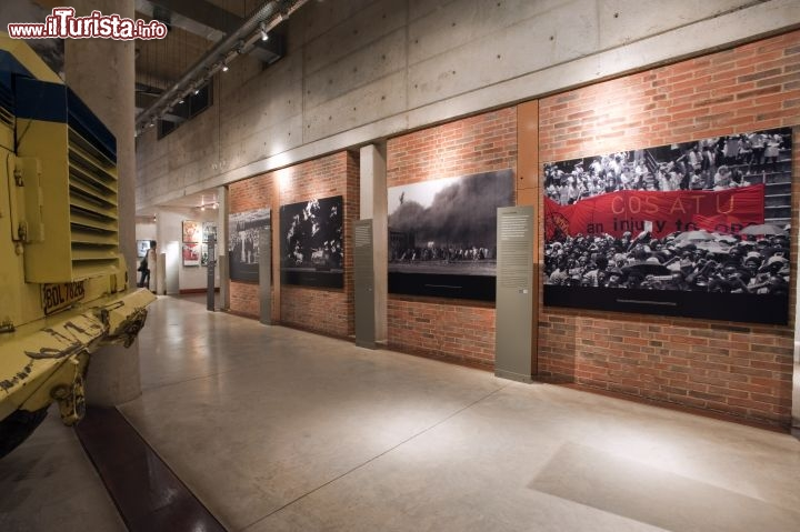 Immagine Johannesburg, Museo sull'Apartheid - Fonte South African Tourism