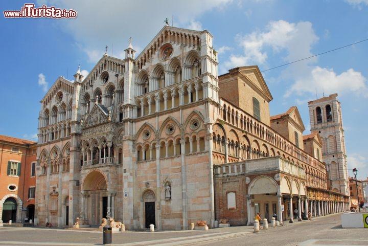 Le foto di cosa vedere e visitare a Ferrara