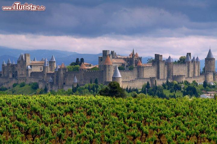 Le foto di cosa vedere e visitare a Carcassonne