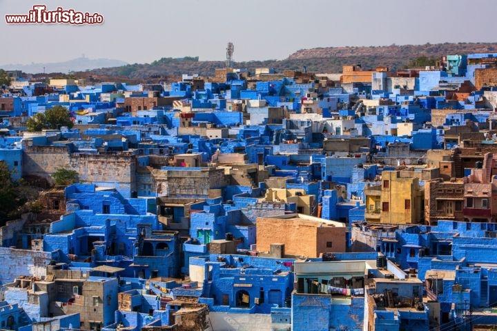C3fkt1lj Vedere Jodhpurjodpurla Città Del Blu Rajasthan Porta Sulcosa ZXiPku