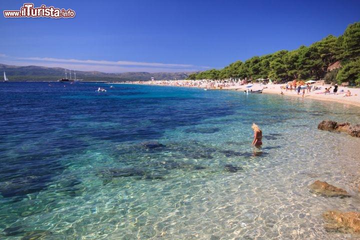 Le migliori spiagge sabbiose della Croazia