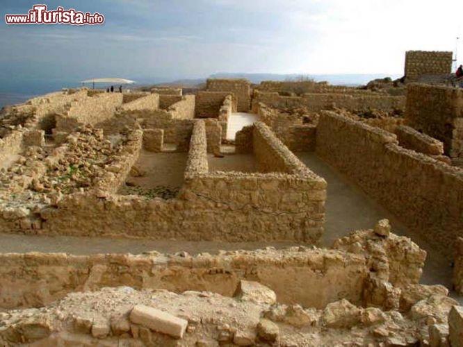 Le foto di cosa vedere e visitare a Masada