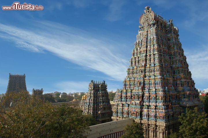 Le foto di cosa vedere e visitare a Madurai