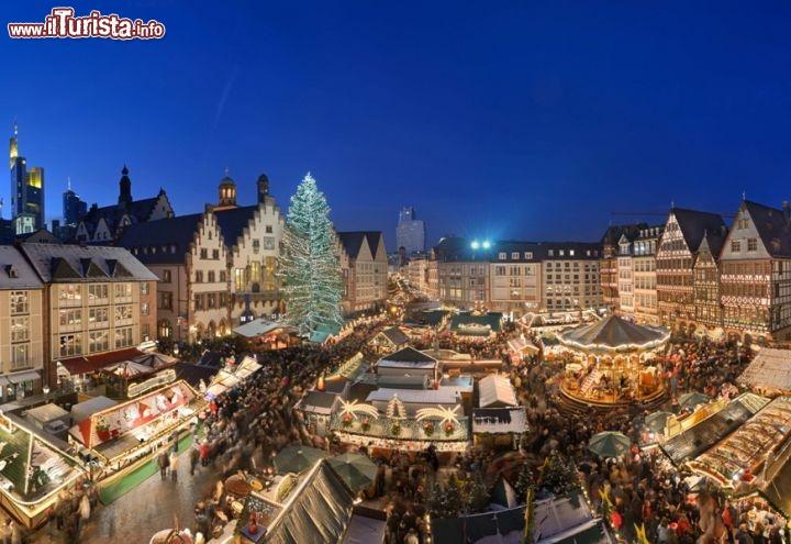 Mercatino di Natale Francoforte sul Meno