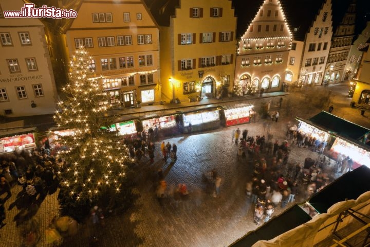 Mercatini di Natale 2017 Rothenburg ob der Tauber