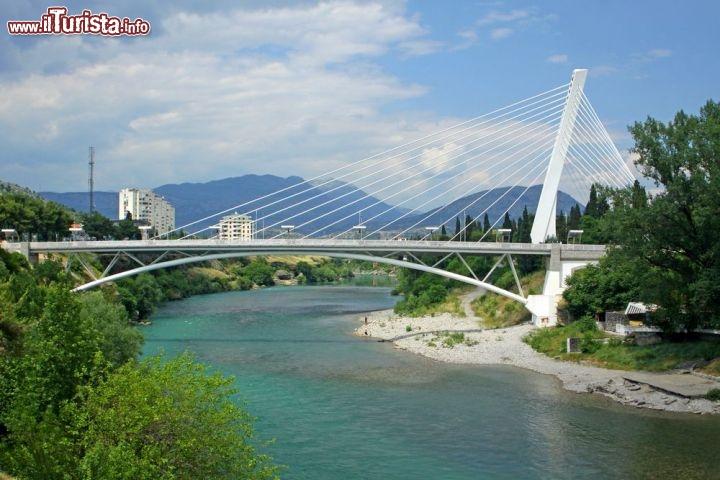 Le foto di cosa vedere e visitare a Podgorica