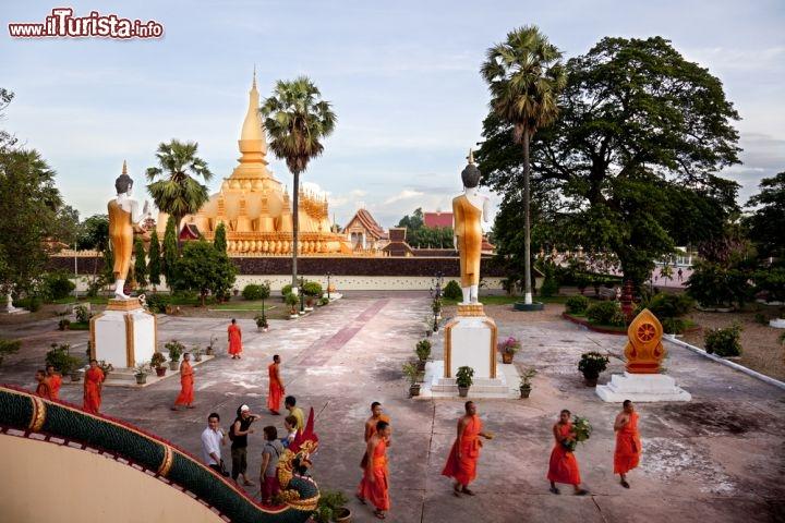 Le foto di cosa vedere e visitare a Vientiane