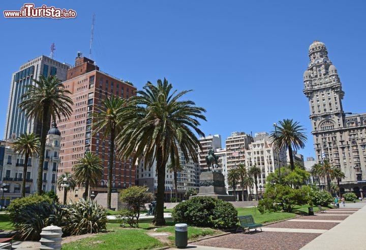 Le foto di cosa vedere e visitare a Montevideo