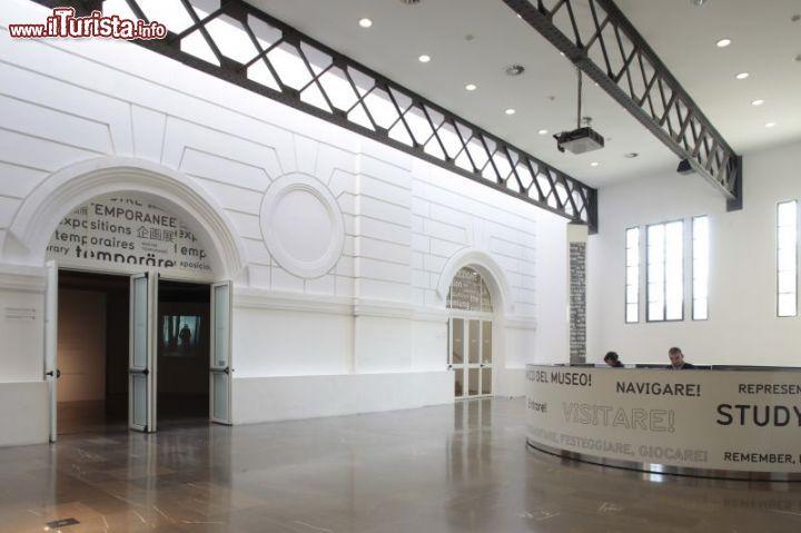 Il museo mambo ovvero il museo d 39 arte foto bologna for Galleria di foto di casa moderna