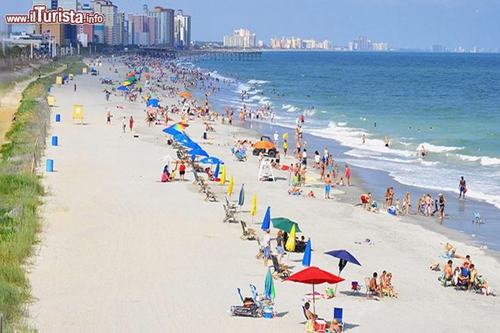 Myrtle beach la localit lungo la mitica foto for Piani domestici della carolina costiera