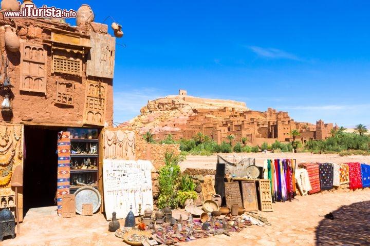 Le foto di cosa vedere e visitare a Ait Benhaddou