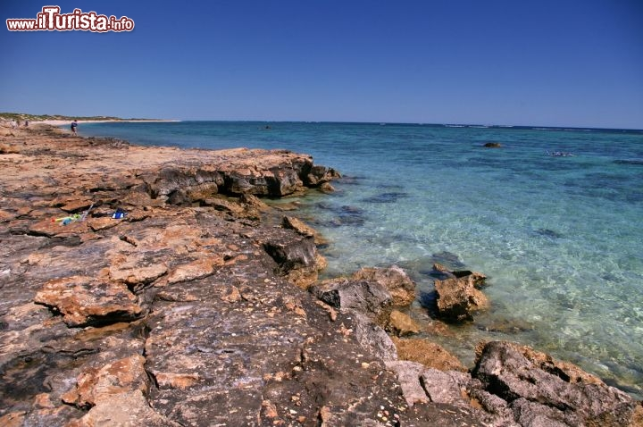 Immagine Oyster Stacks Ningaloo reef Exmouth Australia