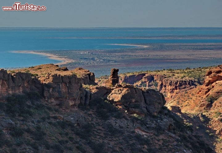 Immagine Panorama Cape Range National Park Exmouth Western Australia