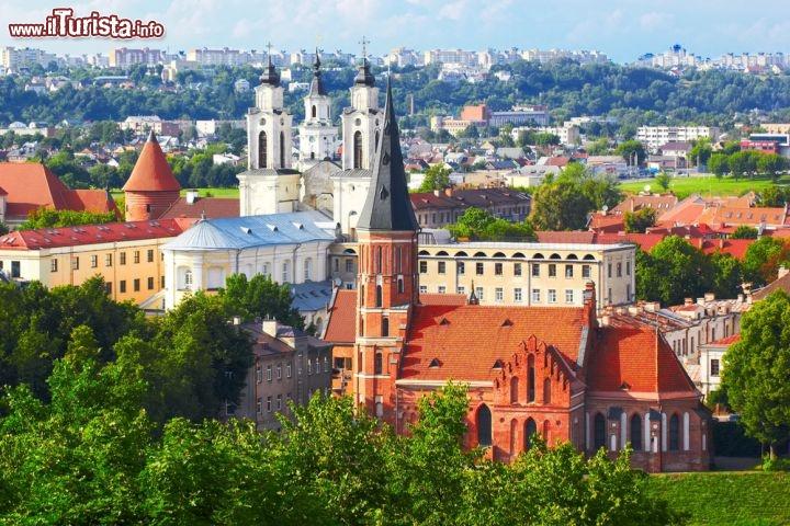 Le foto di cosa vedere e visitare a Kaunas