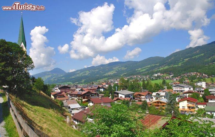 Le foto di cosa vedere e visitare a Kirchberg in Tirol