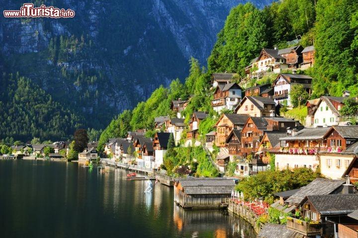 Le foto di cosa vedere e visitare a Hallstatt