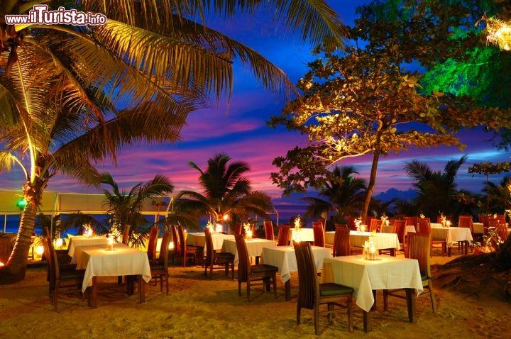Paradise Beach Cafe Menu