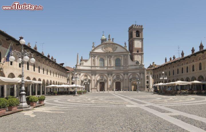 Le foto di cosa vedere e visitare a Vigevano