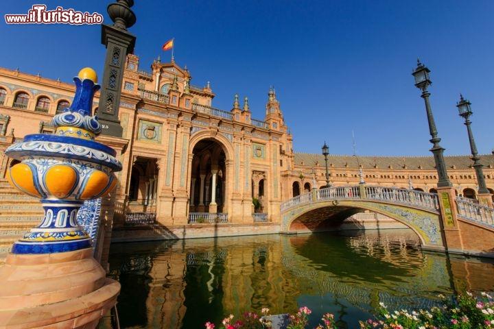 Le foto di cosa vedere e visitare a Siviglia