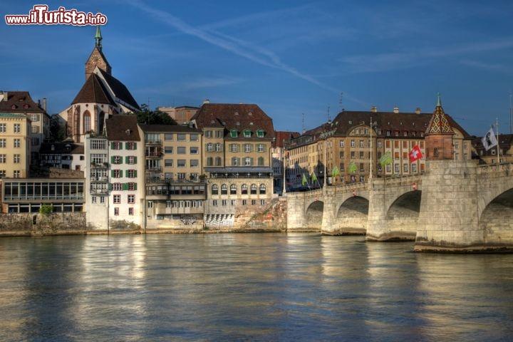 Le foto di cosa vedere e visitare a Basilea