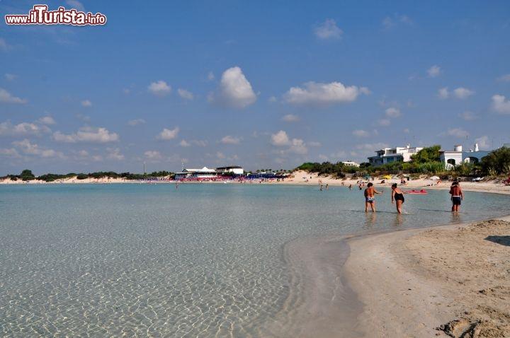 Matrimonio Spiaggia Porto Cesareo : Le spiagge pi belle del salento sulla costa ionica della