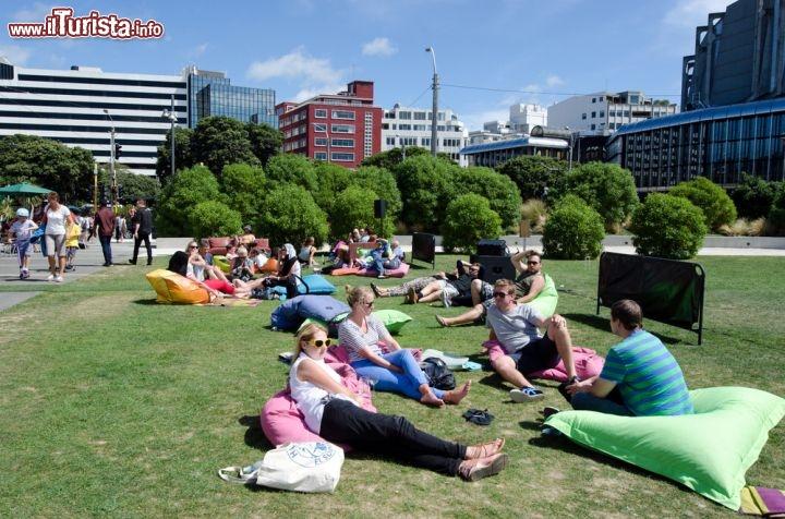 Le foto di cosa vedere e visitare a Wellington