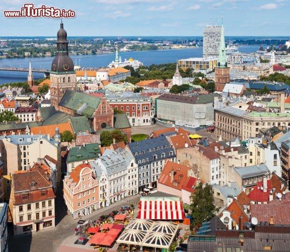 Le foto di cosa vedere e visitare a Riga