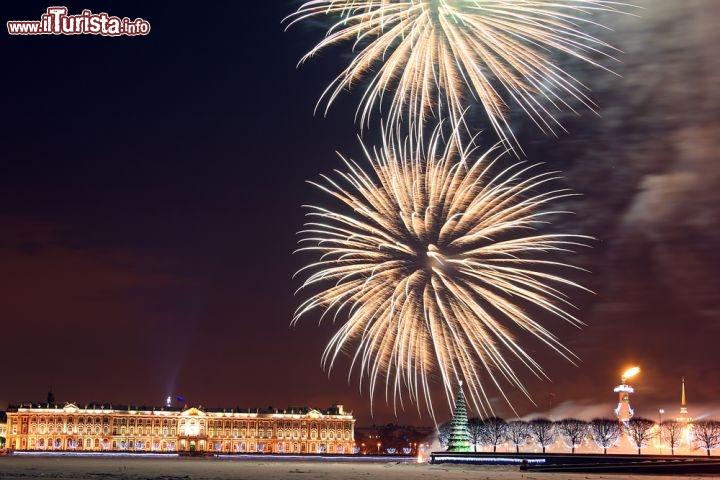 La notte di capodanno a san pietroburgo foto san - San pietroburgo russia luoghi di interesse ...