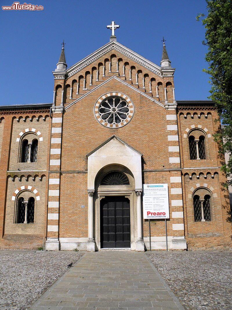 Santa maria dei penitenti una chiesa del centro - Mercatino piove di sacco ...