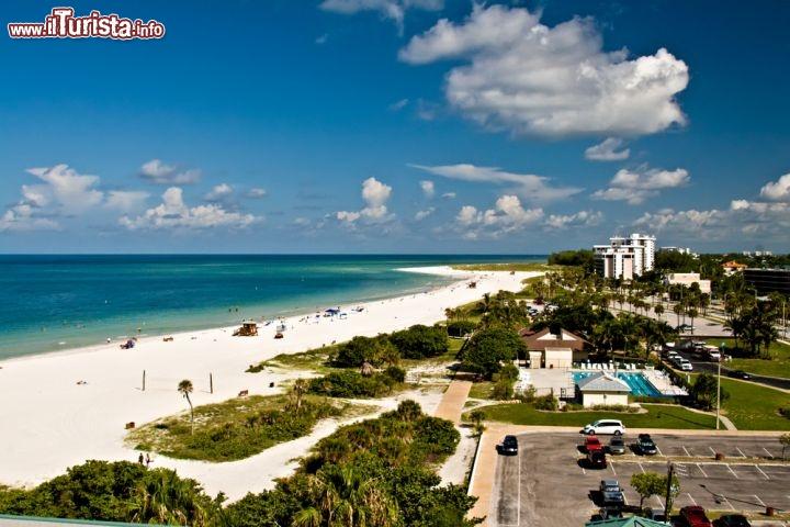 Siesta Key S La Splendida Spiaggia Di Sarasota Foto