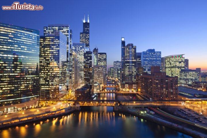 Le foto di cosa vedere e visitare a Chicago
