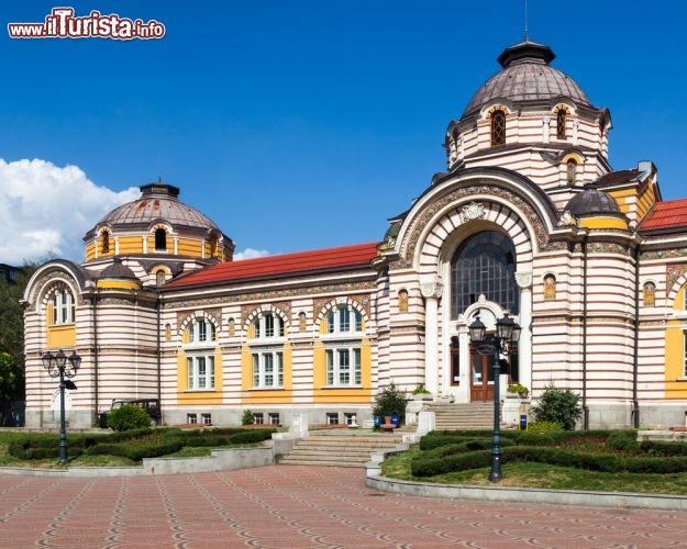 I bagni minerali di Sofia sono bagni pubblici ... | Foto Sofia