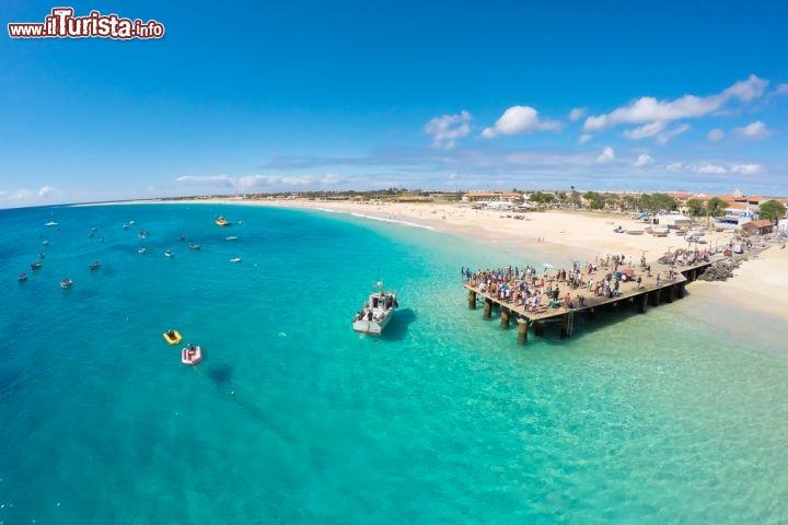 Le foto di cosa vedere e visitare a Ilha do Sal
