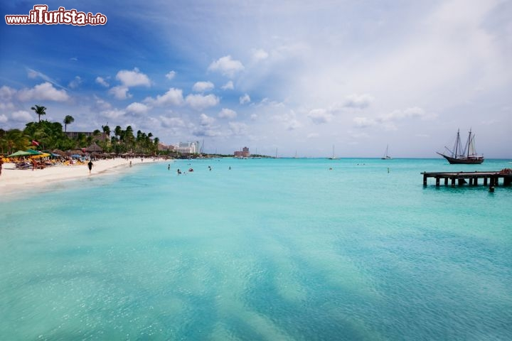 Le foto di cosa vedere e visitare a Aruba