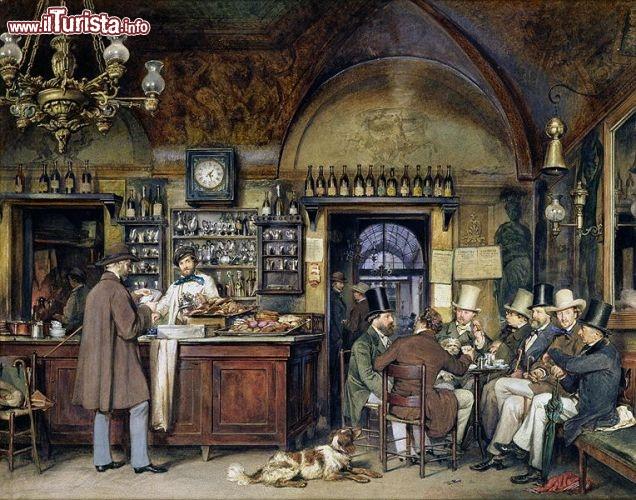 I caffè storici di Roma, dove l'espresso è arte