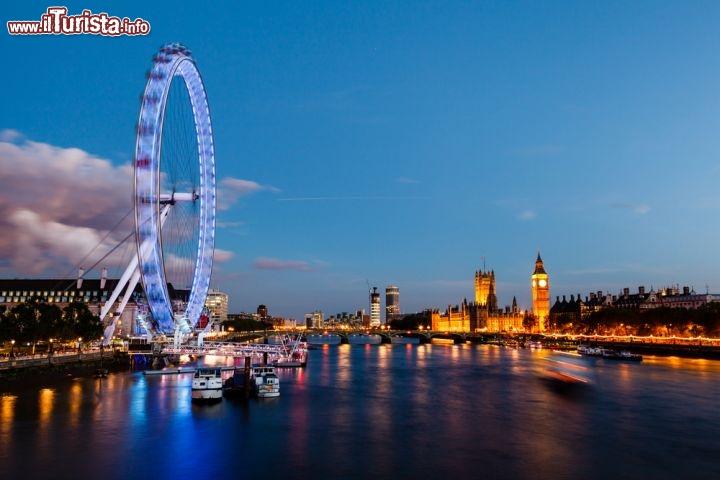 Le foto di cosa vedere e visitare a Londra