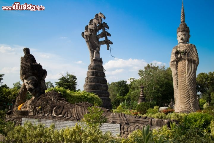 Le foto di cosa vedere e visitare a Nong Khai