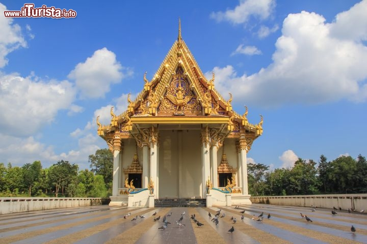 Le foto di cosa vedere e visitare a Ubon Ratchathani