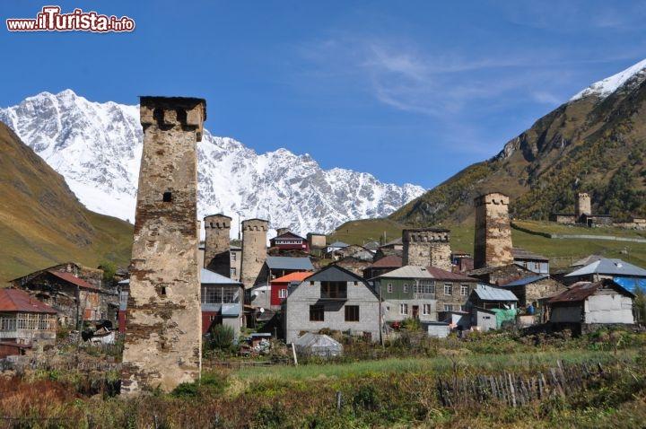 Le foto di cosa vedere e visitare a Ushguli