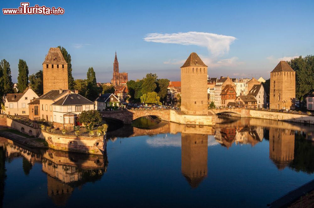 Le foto di cosa vedere e visitare a Strasburgo