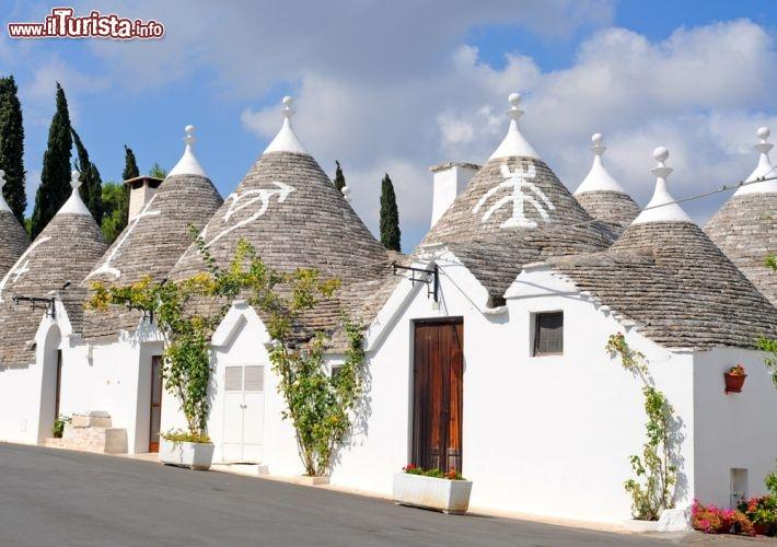 Le foto di cosa vedere e visitare a Alberobello