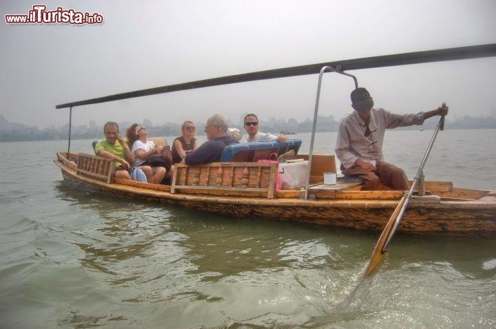 Le foto di cosa vedere e visitare a Hangzhou