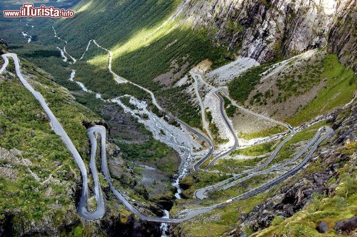 Le foto di cosa vedere e visitare a Trollstigen