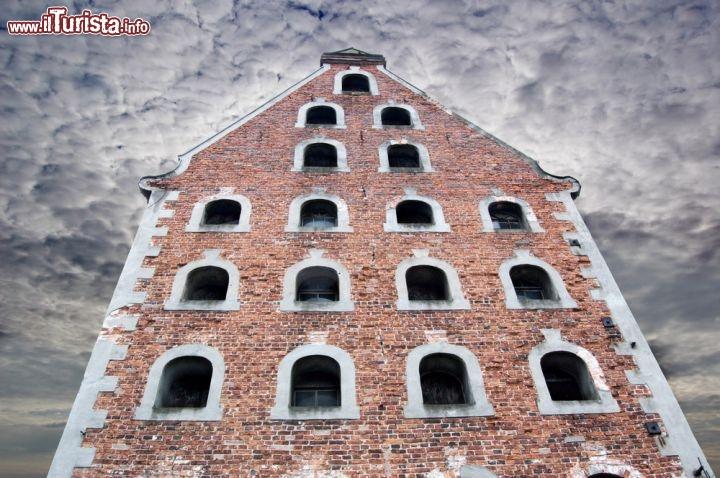 Una storica casa gotica situato nel centro di foto for Casa di architettura gotica