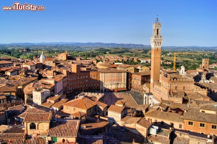 Le foto di cosa vedere e visitare a Siena